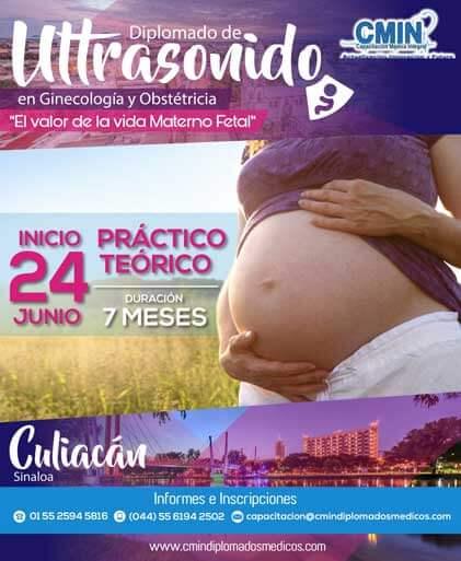 Diplomado de Ultrasonido en Ginecología y Obstetricia: El valor de la vida materno fetal