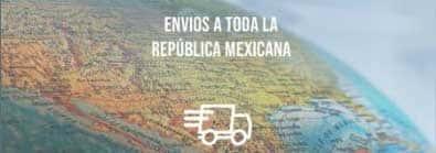 Envios a toda la república mexicana