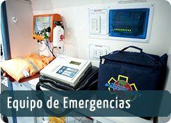 Emergencia y rescate