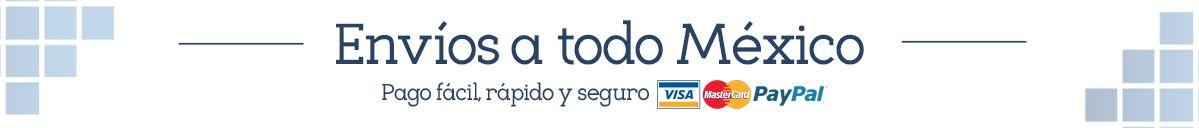envios a todo mexico catalogo medico