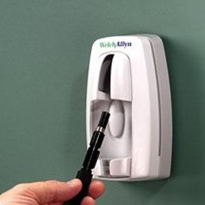 Welch allyn soporte de pared para sistema de iluminaci n de espejo vaginal - Soportes para espejos ...