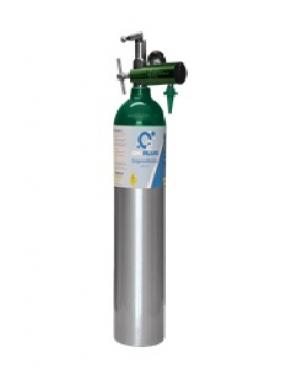 Oxiplus - Equipo completo de oxigeno 3455L - tipo M122