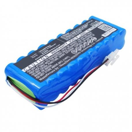 Bateria para ECG