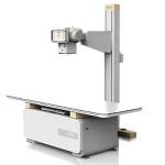 DRGEM - Equipo de rayos X de alta frecuencia de 500 mA 125 Kvp 40 Kw