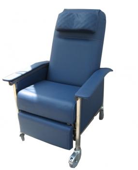 Nipsa - Sillón reclinable básico mecánico, con tres posiciones