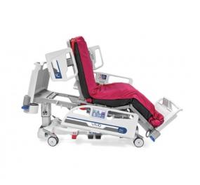 Malvestio - Cama VIVO para cuidados intensivos con sistema de pesaje y colchón de aire