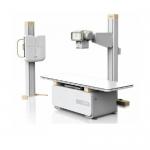 DRGEM - Equipo de rayos X con generador tipo Capacitor X 400mA /125kVp