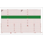 Papel para Cardiotocografo