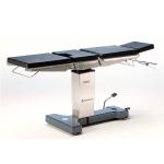 Merivaara - Mesa de cirugía mecánica multifuncional de 4 secciones radiotransparente