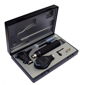Riester - Estuche diagnostico ri-scope L, Otoscopio/Oftalmoscopio. L2, LED/XL 3,5 V/120 V, mango para enchufe