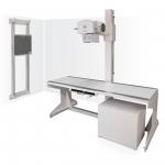 CMR - Sistema radiográfico horizontal modelo Integrix CMR