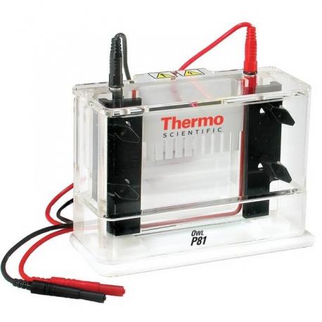 Sistema de electroferesis