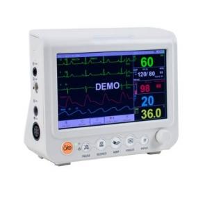 Luabfe - Monitor de signos vitales Balam IV adulto, pediátrico y neonatal
