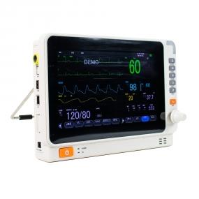 Luabfe - Monitor de signos vitales BALAM IA con CO2