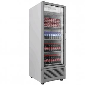 Imbera Beyond Cooling - Refrigerador vertical exhibidor con 1 puerta con cristal VR25